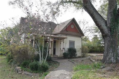 Greenwood Single Family Home For Sale: 301 W Denver ST