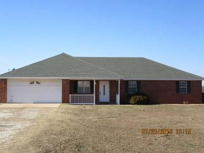 Muldrow Single Family Home For Sale: 105186 S 4758 RD