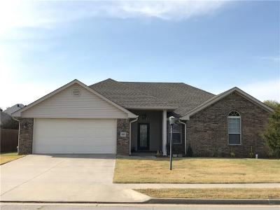 Alma Single Family Home For Sale: 823 Live Oak WY
