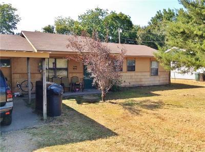 Pocola Single Family Home For Sale: 1001 Morris Street