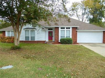 Fort Smith Single Family Home For Sale: 9700 Broadwell RD