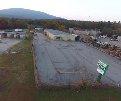 Poteau Commercial For Sale: 1612 Broadway ST