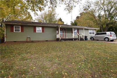 Van Buren Single Family Home For Sale: 114 Vista Hills BLVD