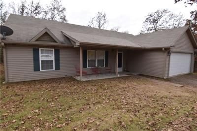 Muldrow Single Family Home For Sale: 478482 State Highway 101