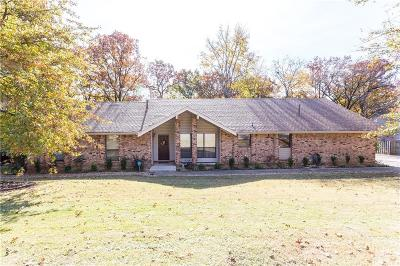 Fort Smith Single Family Home For Sale: 5600 Hardscrabble WY