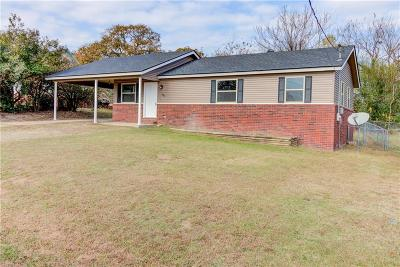 Greenwood Single Family Home For Sale: 200 Joplin ST