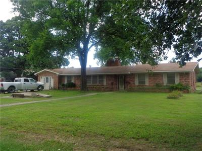Heavener Single Family Home For Sale: 20154 Pine Mountain Road