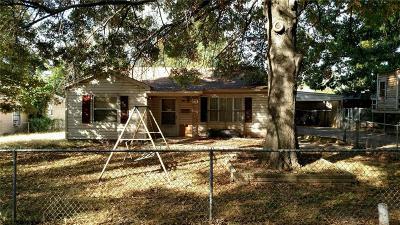 Van Buren Single Family Home For Sale: 419 N 24th ST