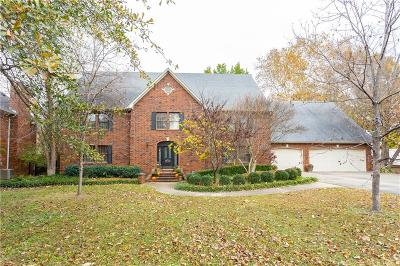 Fort Smith Single Family Home For Sale: 9013 Canterbury