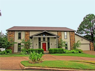 Fort Smith Single Family Home For Sale: 9500 Jenny Lind RD
