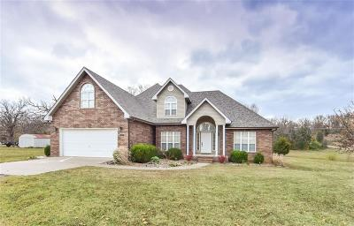 Muldrow Single Family Home For Sale: 109951 S 4744 RD