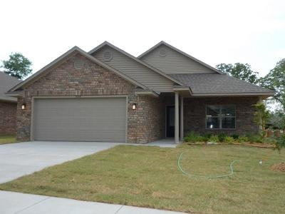 Fort Smith Single Family Home For Sale: 6206 Red Cedar CIR
