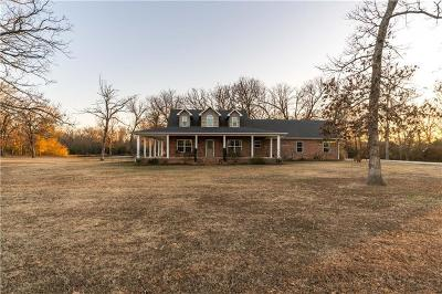 Muldrow OK Single Family Home For Sale: $279,999