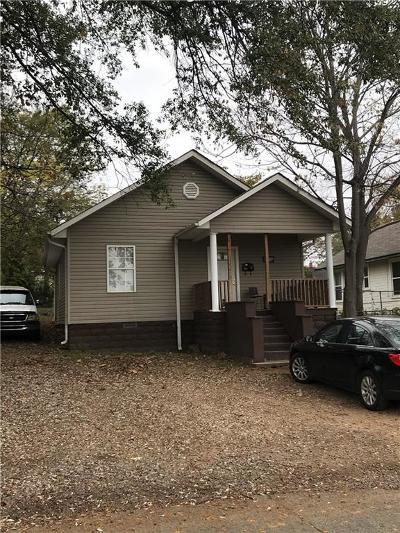 Van Buren Multi Family Home For Sale: 1911 Cherry ST
