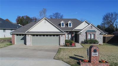 Van Buren Single Family Home For Sale: 1505 Breckenridge DR