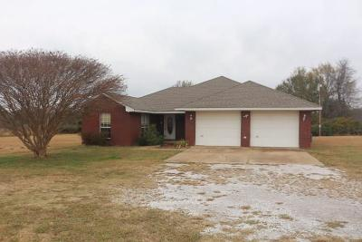 Muldrow Single Family Home For Sale: 471683 1135 RD