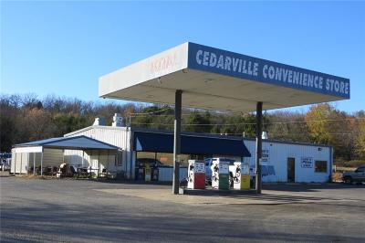 Cedarville Commercial For Sale: 9541 N Highway 59