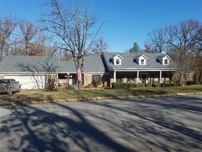 Fort Smith Single Family Home For Sale: 2809 Glen Flora