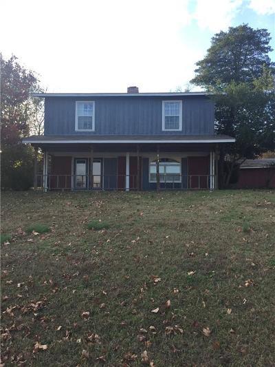 Van Buren Single Family Home For Sale: 813 8th ST