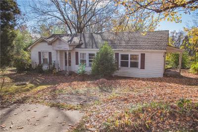 Van Buren Single Family Home For Sale: 1220 Murta ST