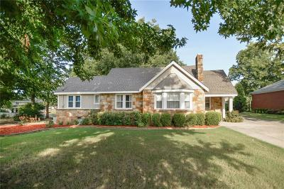 Fort Smith Single Family Home For Sale: 1604 Hendricks BLVD