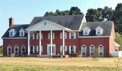 Single Family Home For Sale: 414612 E 1940 Road