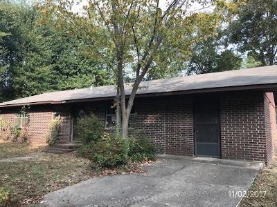 Van Buren Single Family Home For Sale: 6101 Harwell Acres LN