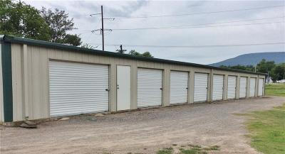 Poteau Commercial For Sale: 808 S McKenna