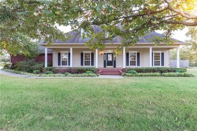 Greenwood Single Family Home For Sale: 3803 Ashebury Point