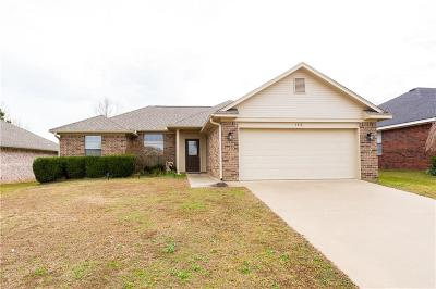 Fort Smith Single Family Home For Sale: 5516 Chapen DR