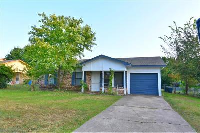 Van Buren Single Family Home For Sale: 3804 Todd ST