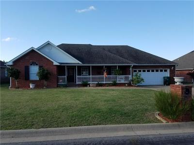 Sallisaw Single Family Home For Sale: 1904 Winterpark DR