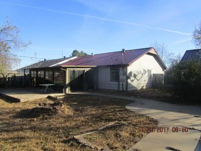 Muldrow Single Family Home For Sale: 810 Maple ST