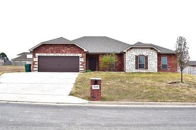 Sallisaw Single Family Home For Sale: 2039 Breckenridge AVE