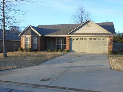 Van Buren Single Family Home For Sale: 3911 Kingsberry DR