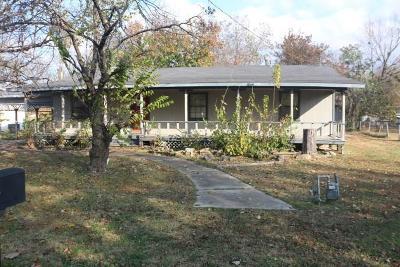 Sallisaw Single Family Home For Sale: 608 Main ST