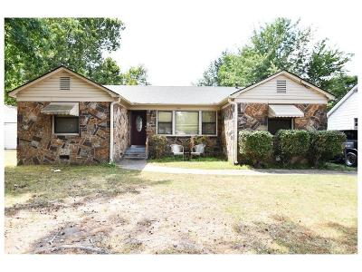 Fort Smith Single Family Home For Sale: 615 30th ST