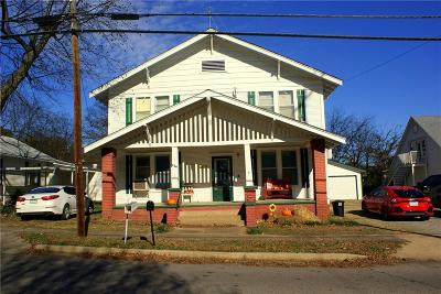 Poteau Single Family Home For Sale: 204 College AVE