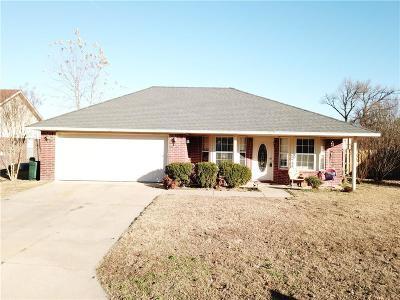 Van Buren Single Family Home For Sale: 110 N 43rd ST