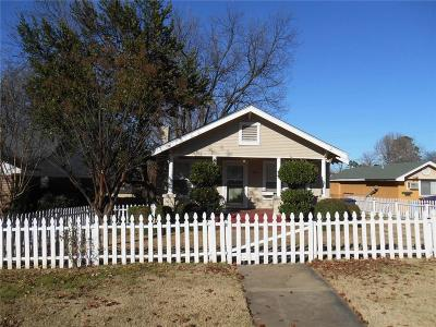 Fort Smith Single Family Home For Sale: 2213 S O ST