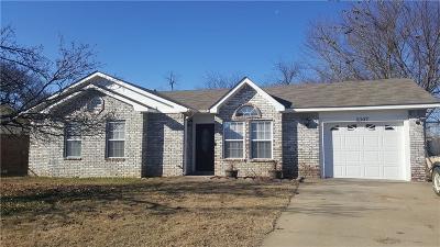 Van Buren Single Family Home For Sale: 2107 N Hills BLVD