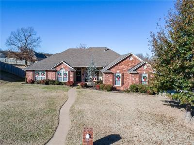 Greenwood Single Family Home For Sale: 815 Eastern Hills DR