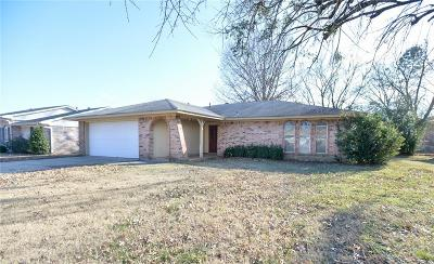 Fort Smith Single Family Home For Sale: 8208 Mark LN