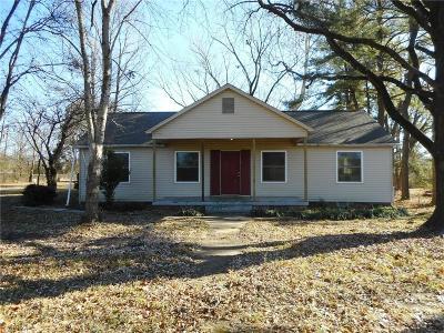 Van Buren Single Family Home For Sale: 1430 282 HWY