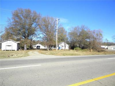 Van Buren Commercial For Sale: 4205 Alma HWY