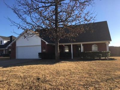 Fort Smith Single Family Home For Sale: 1500 Rutgers CIR