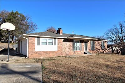 Van Buren Single Family Home For Sale: 2509 Rudy RD
