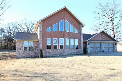 Van Buren Single Family Home For Sale: 8411 Willow Creek DR