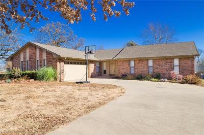 Van Buren Single Family Home For Sale: 1106 N Hills BLVD