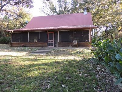 Sallisaw Single Family Home For Sale: BOX 304-1 HC 61